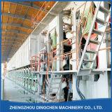 Ligne de production de papier recouvert recouvert de 2400 mm avec 50t / D