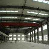 Modulares vorfabriziertes Stahlkonstruktion-Werkstatt-Gebäude