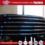 SAE 100 R1/R2at, 4sh 4sp Öl-beständiger hydraulischer Gummischlauch