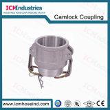 Tipo di alluminio montaggi di tubo flessibile del Camlock di B