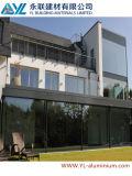 6063T5 de alta qualidade perfil de alumínio para Porta Corrediça com vidro de grandes dimensões