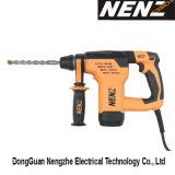 Combinazione professionale che perfora l'attrezzo a motore utilizzato acciaio di legno concreto (NZ30)