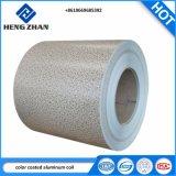 OEM PE/PVDF de haute qualité de la peinture de couleur du matériau de couverture de bande en aluminium
