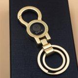 Kc_M_704 цинкового сплава металлический логотип сувенирный подарок цепочки ключей