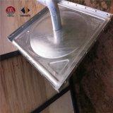 Zonas residenciales con Food-Grade Tanque de agua de acero inoxidable