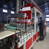 プラスチック機械装置WPCの構築の型枠の放出機械