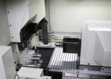 Tipo svizzero assi di rotazione doppi del tornio automatico di CNC