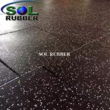 Fire Resistance Premium Quality Gym Rubber Flooring Chechmate