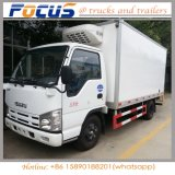 Small Foton Forland 4-6t Refrigerator Cooling Freezer Box Truck