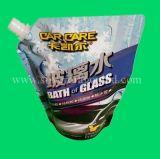 Kundenspezifischer Fastfood- Beutel mit Tülle für chemische Verpackung