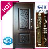 2017 Metal Exterior de qualidade superior da porta de segurança de aço (EF-S130B)