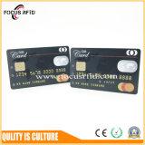 Carte de côté approuvée d'EMV/Visa/Master avec l'impression personnalisée