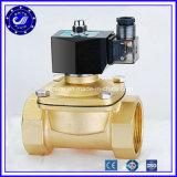 2 дюйма 2 латунные воды и воздуха электромагнитный клапан прямого действия