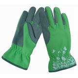 Женщин высокого качества промотирования перчатки синтетических кожаный садовничая