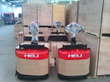 1,5 тонн DC Mini Электрический погрузчик для транспортировки поддонов (КБР15-610)