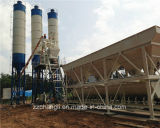 Hzs35 Wet Mini Concrete Mixing Plant para India