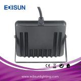 IP65 PF0.9 de alta potencia 10W 20W 30W 50W 100W Reflector LED nuevo