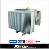 trasformatore elettrico di potere a tre fasi a bagno d'olio di 11kv 800kVA