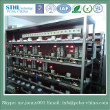 Diseño Esquemático de la Placa de Circuito y Disposición de PCB
