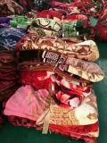 Одеяло Raschel утолщения норки одеяло, одеяло/ постельные принадлежности, запасов 500 тонн