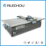 Einfache Geschäfts-Beispieltuch-Ausschnitt-Maschine CNC-Maschine