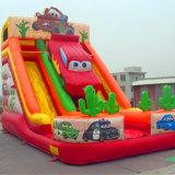 子供のための巨大で膨脹可能なスライド