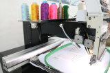 Einzelne Hauptschutzkappen-Stickerei Maschine computergesteuerter Maquina De Bordar