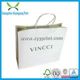 Goede Prijs Custom Shopping Paper Kraft Bag met Logo Print