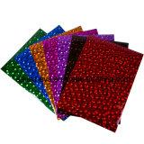 Отличная Блестящие цветные лаки для EVA пенопластовый лист экологически безвредные Блестящие цветные лаки 2мм лист из пеноматериала EVA
