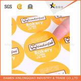 수백만 판매 고품질 주문 인쇄 비닐 전사술 스티커