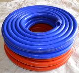 Il tubo flessibile Braided del silicone, silicone ha intrecciato il tubo, tubo intrecciato silicone