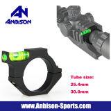 Het tactische Niveau van de Bel van de Ring van het Waterpas van het Geweer/van het Werkingsgebied Airgun