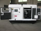 groupe électrogène diesel silencieux de 68kw/85kVA Cummins réglé/Genset