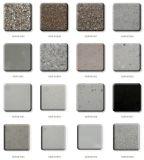규격대로 잘린 돌 양식 인공적인 돌 단단한 지상 벽면 (M1711112)
