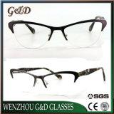Nuevo producto Popular gafas Gafas de Metal Marco óptica gafas