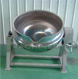 Чайник нагрева электрическим током большой Jacketed с смесителем 50-1000L (ACE-JCG-Q2)