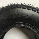 pneu 16X400-8 e câmara de ar interna para o pneumático do trole do carro da ferramenta