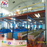 Kundenspezifische Stahlplattform-Mezzanin-Speicher-Zahnstange