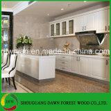 Designs de armário de cozinha de PVC armário de cozinha armário de cozinha preço de fábrica