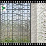 Блок 80X190X190 ясного нового способа стеклянный