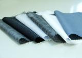 スーツのために行間に書き込むNonwovenのり点を並べる良質