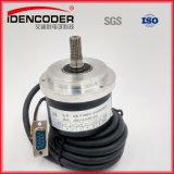 Adk A60L6 BuitenDia. 60mm, Stevige Schacht 6mm IP54 Stijgende Roterende Codeur 1024PPR PNP