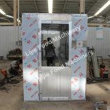 Ducha de aire automático de la sala de limpieza utilizados en la industria electrónica farmacéutica