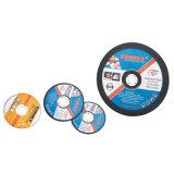 Disco piano di taglio per l'abrasivo di Inox (230X2X22.2) con i certificati del MPa