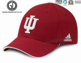 Casquillo de golf de encargo del béisbol del sombrero del deporte del bordado de la alta calidad