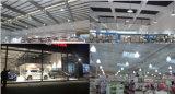 Indicatori luminosi impermeabili strutturali glassati della baia 150W alti LED del paralume