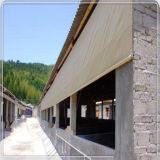De Bouw van het staal in het Huis van het Gevogelte met Vrij Ontwerp en Efficiënte Installatie