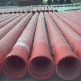 Hochdruck-GRP Wasser-Rohr der heißen Verkaufs-unterschiedlichen Bedingungs-
