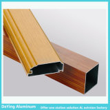Profil de anodisation d'aluminium de couleur de différence d'usine en aluminium