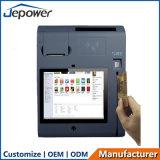 10inch все в одном POS экрана касания с принтером/WiFi/3G/Nfc/Camera/Bt/Magcard и читателем IC-Карточки